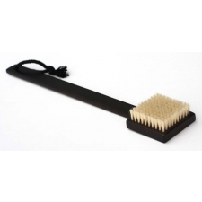 Basicare Bamboo Bath Brush-Square Head