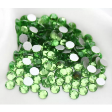 Feel Good Rhinestones- Green small 100 pc