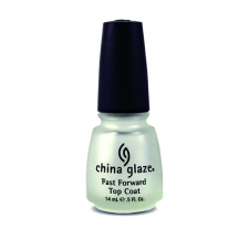 China Glaze Pealislakk Fast Forward Top Coat