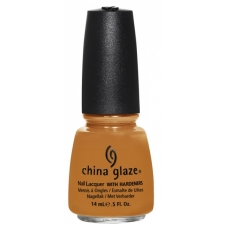 China Glaze Küünelakk Desert Sun - Safari