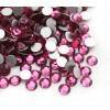 Feel Good Rhinestones-Pink small 100 pc