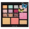 BYS Face Palette 14 pc SOFT PASTELS