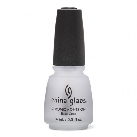 China Glaze Базовый лак для ногтей Strong Adhesion Base Coat