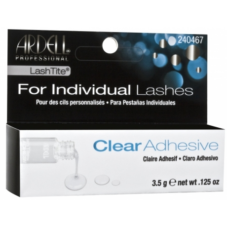 Ardell LashTite For Individual Lashes Clear 3,5 g