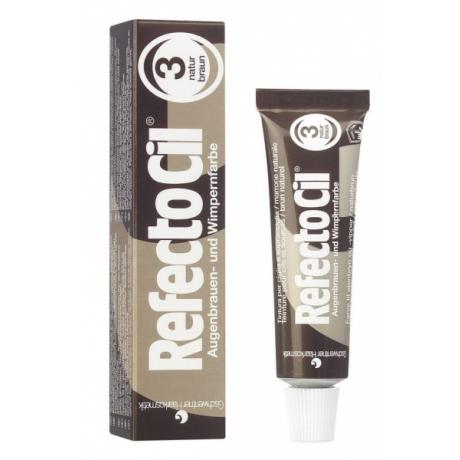 RefectoCil Eyelash & Eyebrow Tint Brown nr 3 15ml