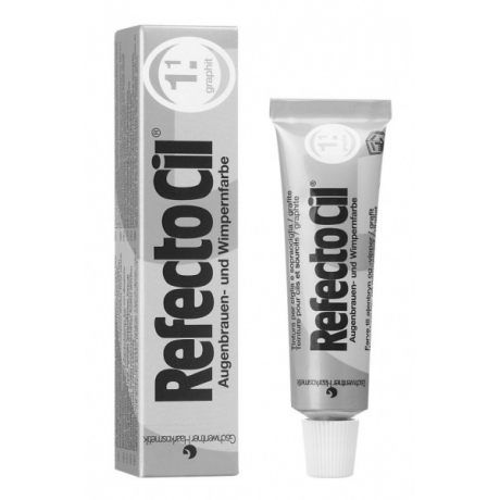 RefectoCil Eyelash & Eyebrow Tint Graphite nr 1.1 15ml