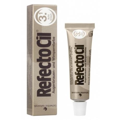 RefectoCil Eyelash & Eyebrow Tint Light Brown nr 3.115ml