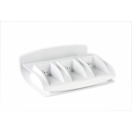 Beauty Image applikaattoriteline kolmelle vahapatruunan lämmittimelle Base for Three Heater Applicators
