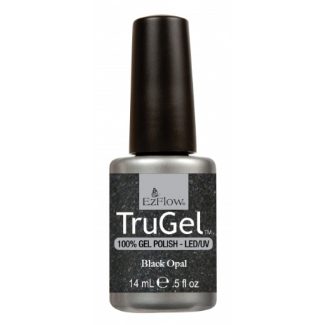 EzFlow TruGel Geellakk Black Opal 14ml