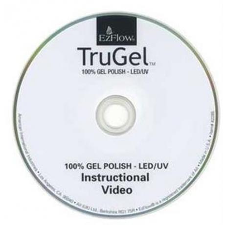 EzFlow TruGel õpetus DVD - inglise, hispaania, prantsuse keeles