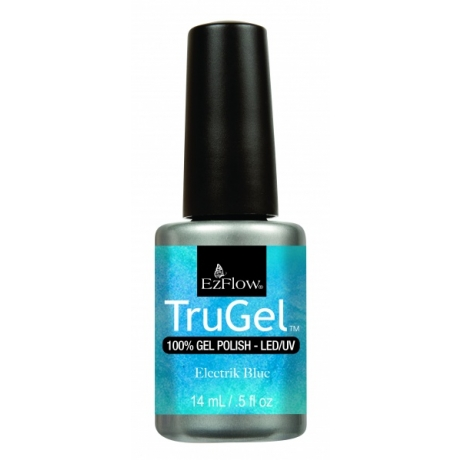EzFlow TruGel Geellakk Electrik Blue 14ml