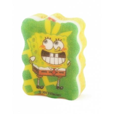 Suavipiel Мочалка для детей Sponge Bob