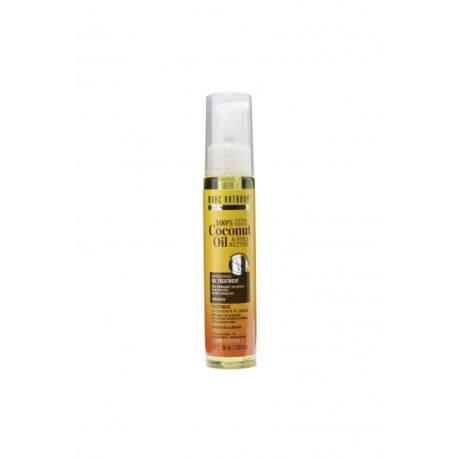 Marc Anthony Coconut Oil & Shea Butter Hydrating Oil Treatment Kookosõli ja sheavõiga niisutav juukseõli 50ml