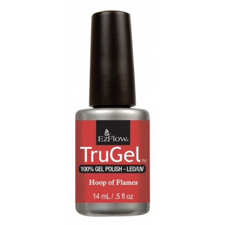 EzFlow TruGel Geellakk Hoop Of Flames 14ml