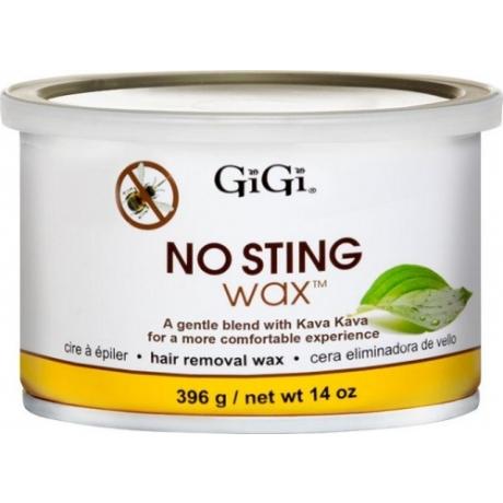 """GiGi Kõvavaha eriti tundlikule nahale """"No Sting"""" 396g"""