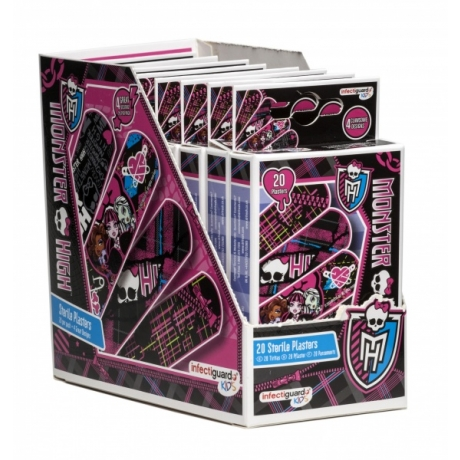 Monster High plasters