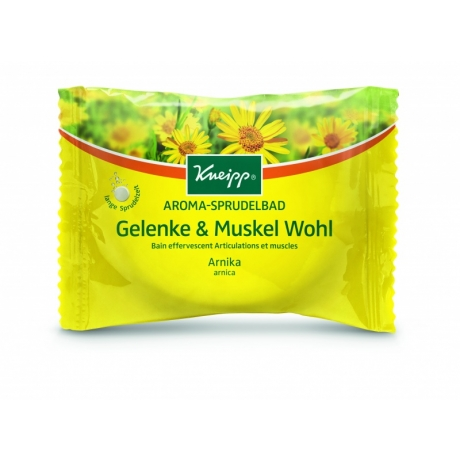 Kneipp Sparkling Bath Tablet Joint & Muscle 80 g