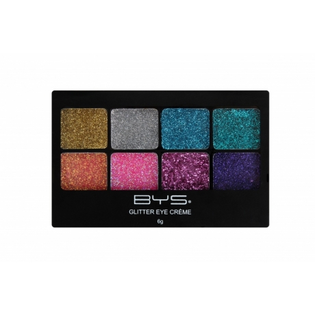 BYS Glitter Eye Creme 8 pc YOU CAN DIG IT