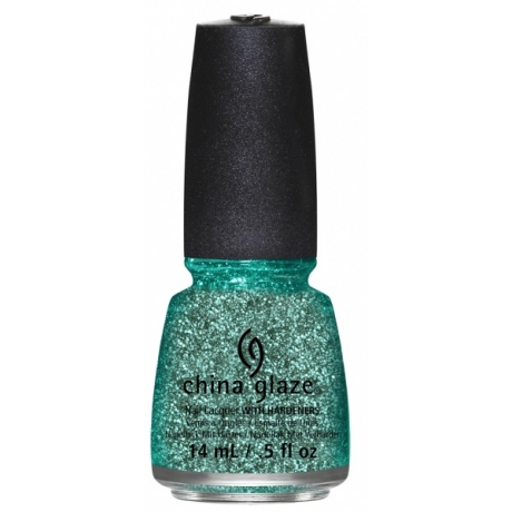 China Glaze Лак для ногтей Pine-Ing For Glitter  Twinkle