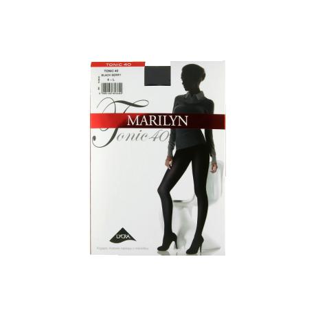 Marilyn Sukkahousut Tonic 40 musta 2/S