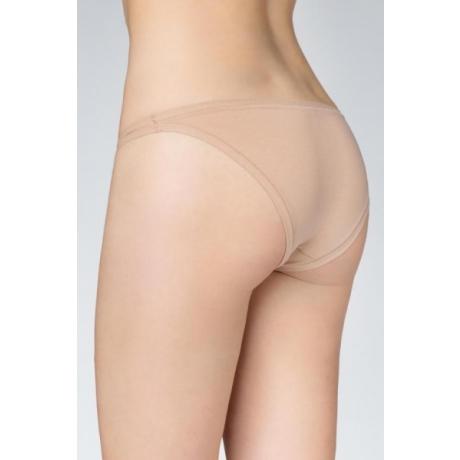 Marilyn Tanga Naisten alushousut By Nature beige 5/XL