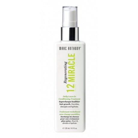 Marc Anthony Regenerating 12 Second Miracle Daily Leave-In Conditioning Treatment 135ml