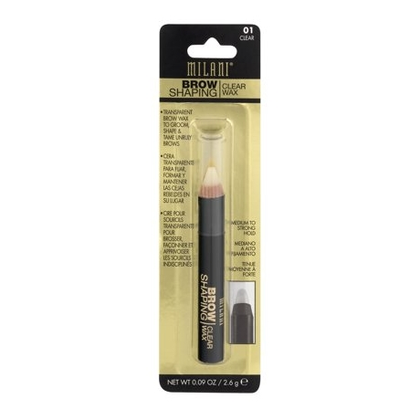 Milani Brow Shaping Clear Wax Clear