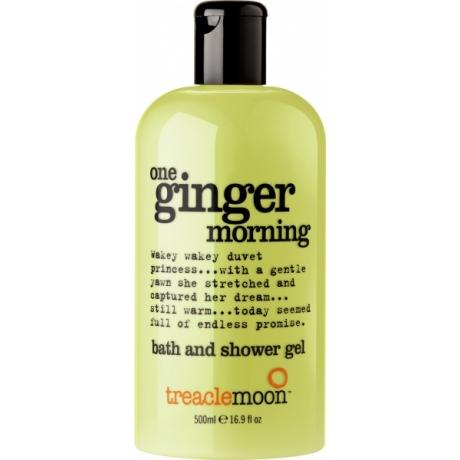 Treaclemoon Гель для душа One Ginger Morning 500мл