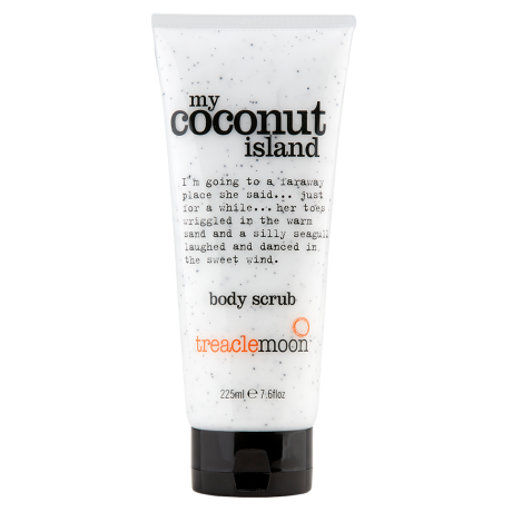 Treaclemoon Скраб для тела My Coconut Island 225ml