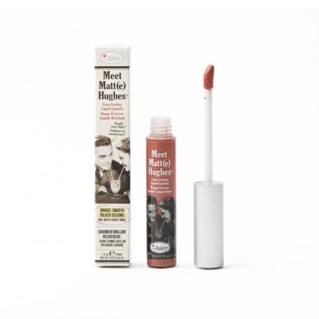theBalm Meet Matt(e) Hughes Long-Lasting Liquid Lipstick Doting