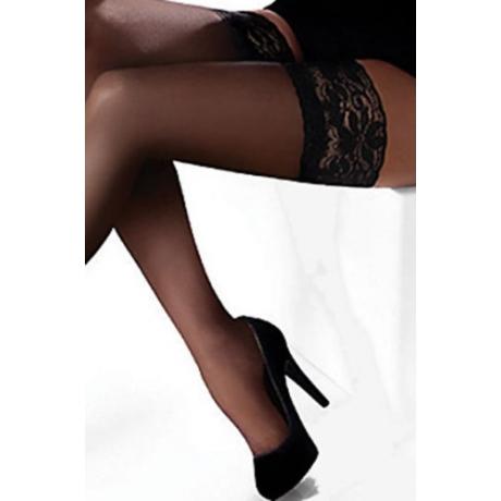 Marilyn stockings EROTIC 15 - beige 1/2