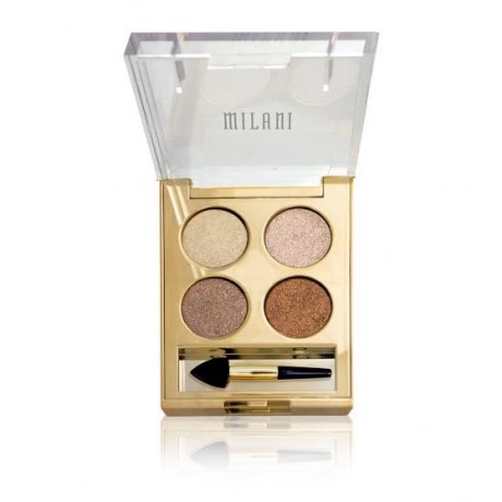 Milani Luomiväripaletti Fierce Foil ® Eyeshine Milan