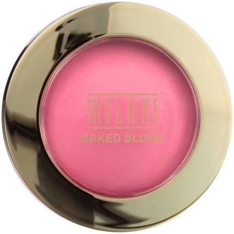 Milani Baked Blush Delizioso Pink