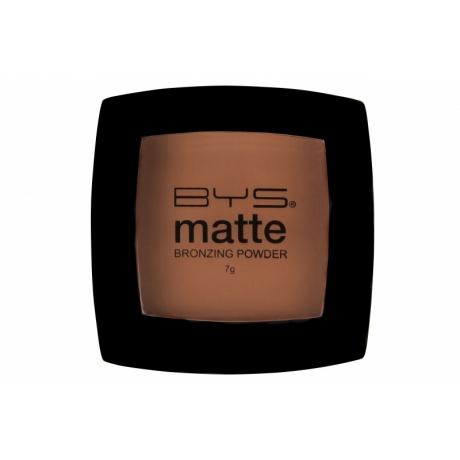 BYS Aurinkopuuteri Matte Bronze