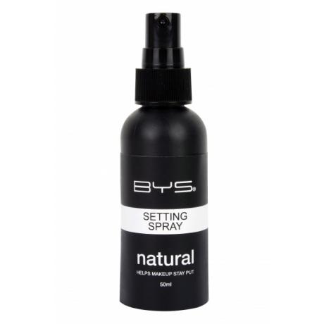 BYS Фиксирующий спрей Setting Spray Natural 45мл