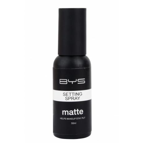 BYS Фиксирующий спрей Setting Spray Matte 45мл