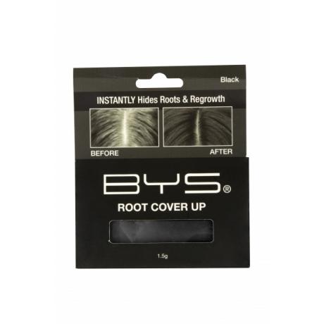 BYS Пудра для волос Root Cover Up Black