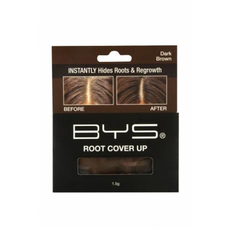 BYS Пудра для волос Root Cover up Dark Brown 1,5 g