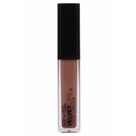 BYS Velvet Liquid Lipstick SAND DUNE 6 g