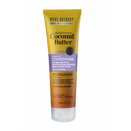 Marc Anthony Brightening Coconut Butter Blondes Hydrating Conditioner Palsam blondidele juustele 250ml