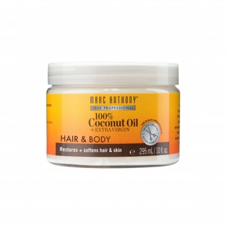 Marc Anthony Hydrating Pure Coconut Oil JAR 295ml