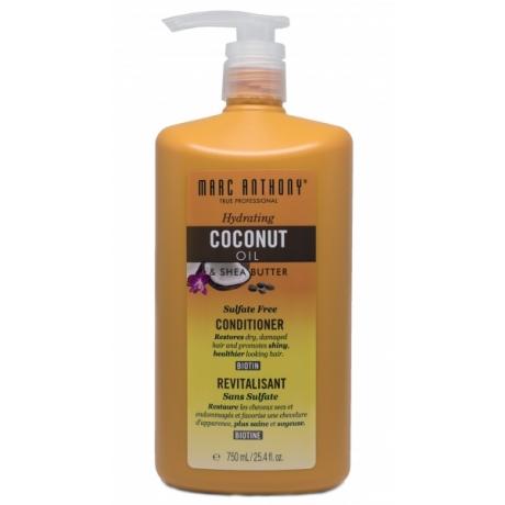 Marc Anthony Coconut Oil & Shea Butter Hydrating Conditioner Kookosõli ja sheavõiga niisutav palsam 750ml