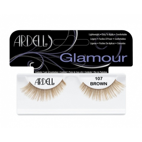 Ardell Glamour Lashes 107 Brown