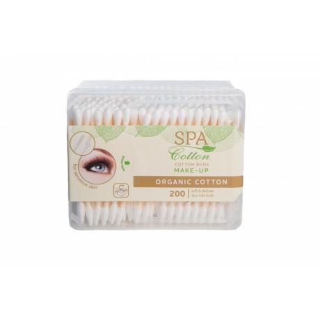 Spa Cotton Cotton Buds MakeUp Removal 200pc