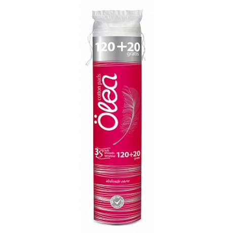 Olea Cotton Pads 175grm/m2 140pc