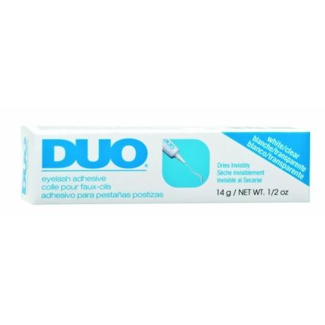 Ardell DUO Клей для накладных ресниц белый/прозрачный 14g