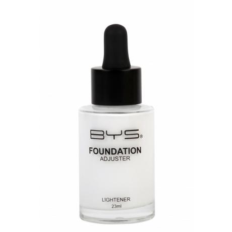 BYS Foundation Adjuster Lightener 23 ml