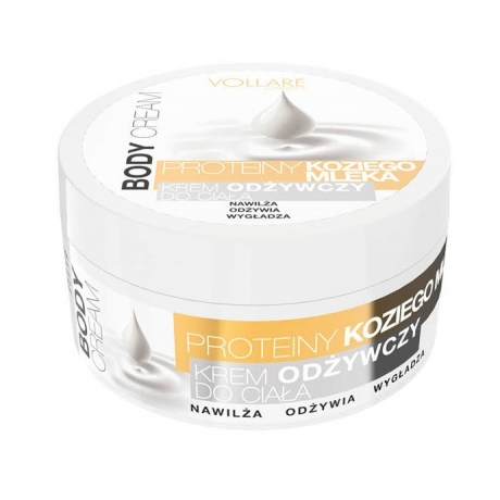 Vollare Body Butter with Goat Milk