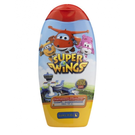 Suavipiel Super Wings Шампунь 296 ml
