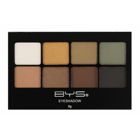 BYS  Eyeshadow 8 pc CAMO COUTURE